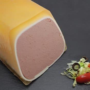 crème de foie carré Clermont