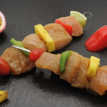 brochette creole Clermont