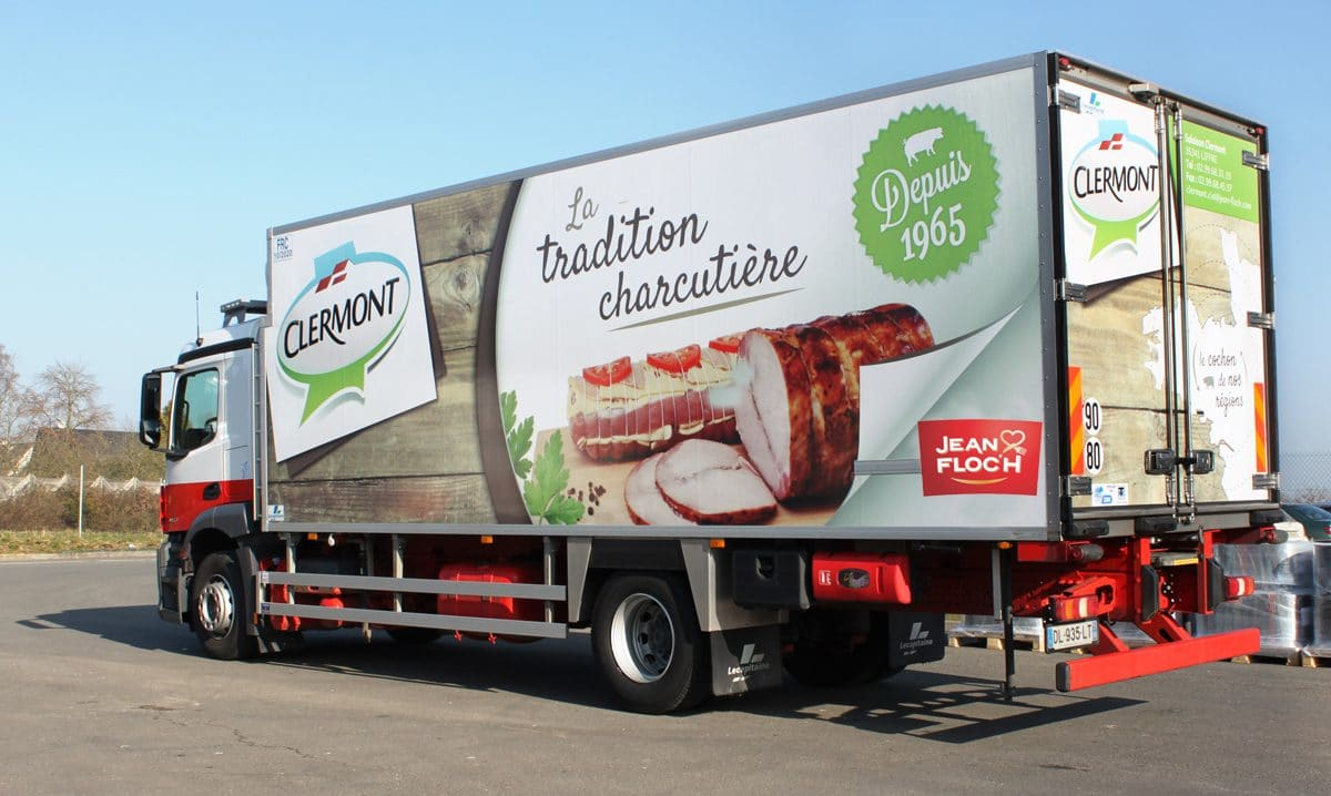 Camion Clermont